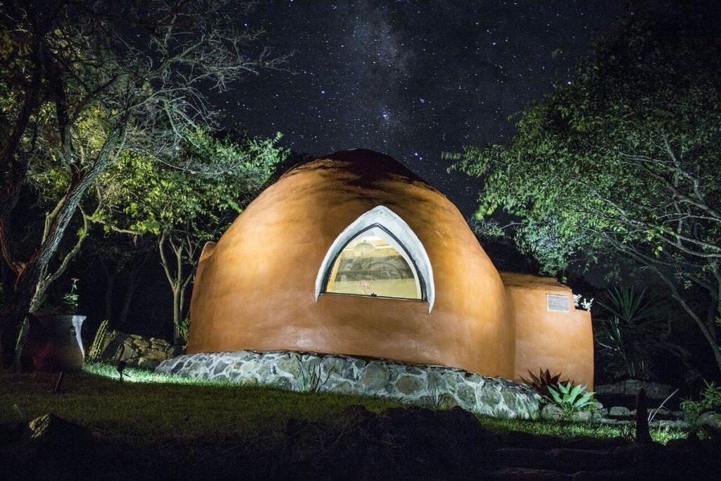 Igloo Kokolo - de noche